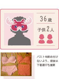 コンデンスリッチ豊胸:産後の豊胸体験談:36歳/子供2人